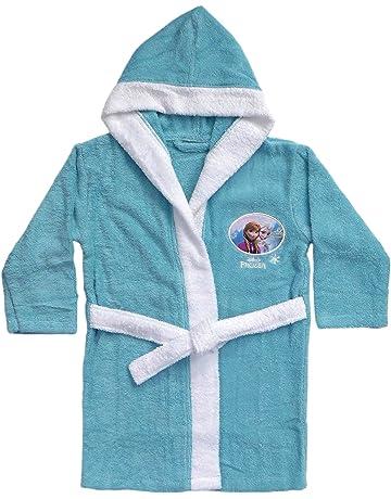 Disney Frozen 042540 – Albornoz de Rizo Snow, algodón, 2/4 años,