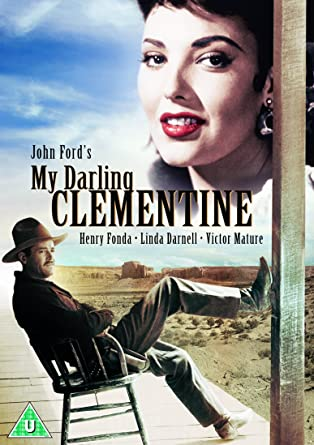 Image result for my darling clementine poster amazon