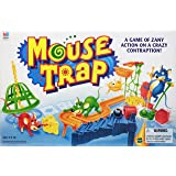 Mouse Trap Board Game 1999 Edition by Milton Bradley