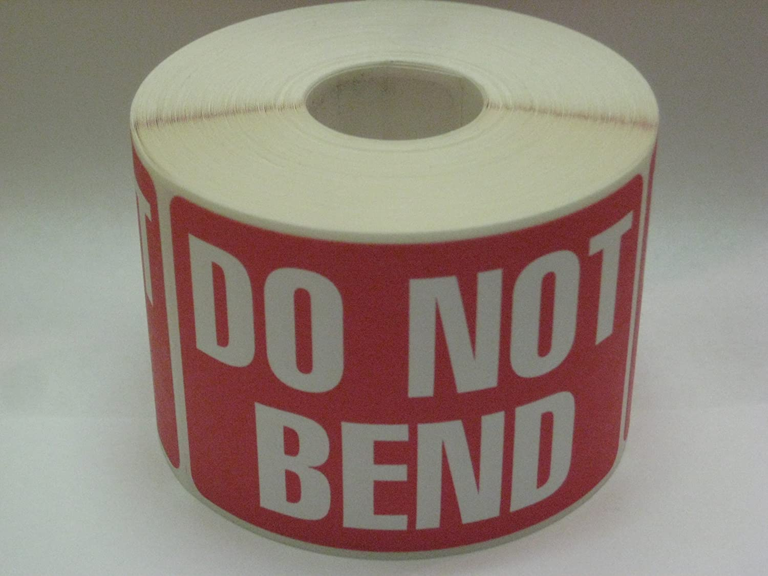 Amazon.com : 250 2x3 Do Not Bend Mailing Shipping Labels Stickers ...