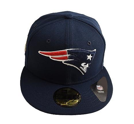 0759de5f1efac Amazon.com : New Era New England Patriots NFL 5 Super Bowl ...