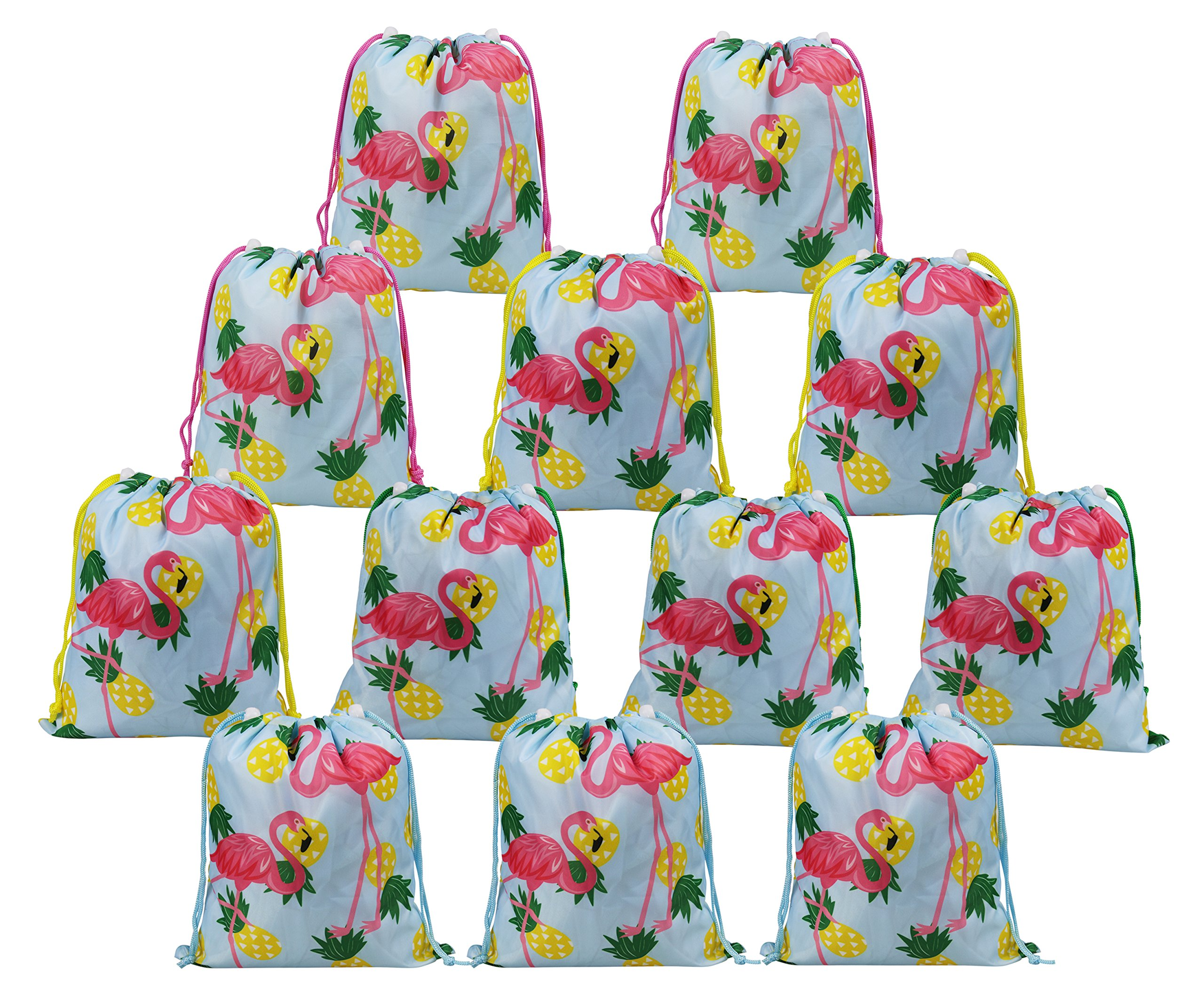 Enjoyable Details About Beegreen Hawaiilian Luau Flamingo And Pineapple Party Supplies Bags For Kids Creativecarmelina Interior Chair Design Creativecarmelinacom