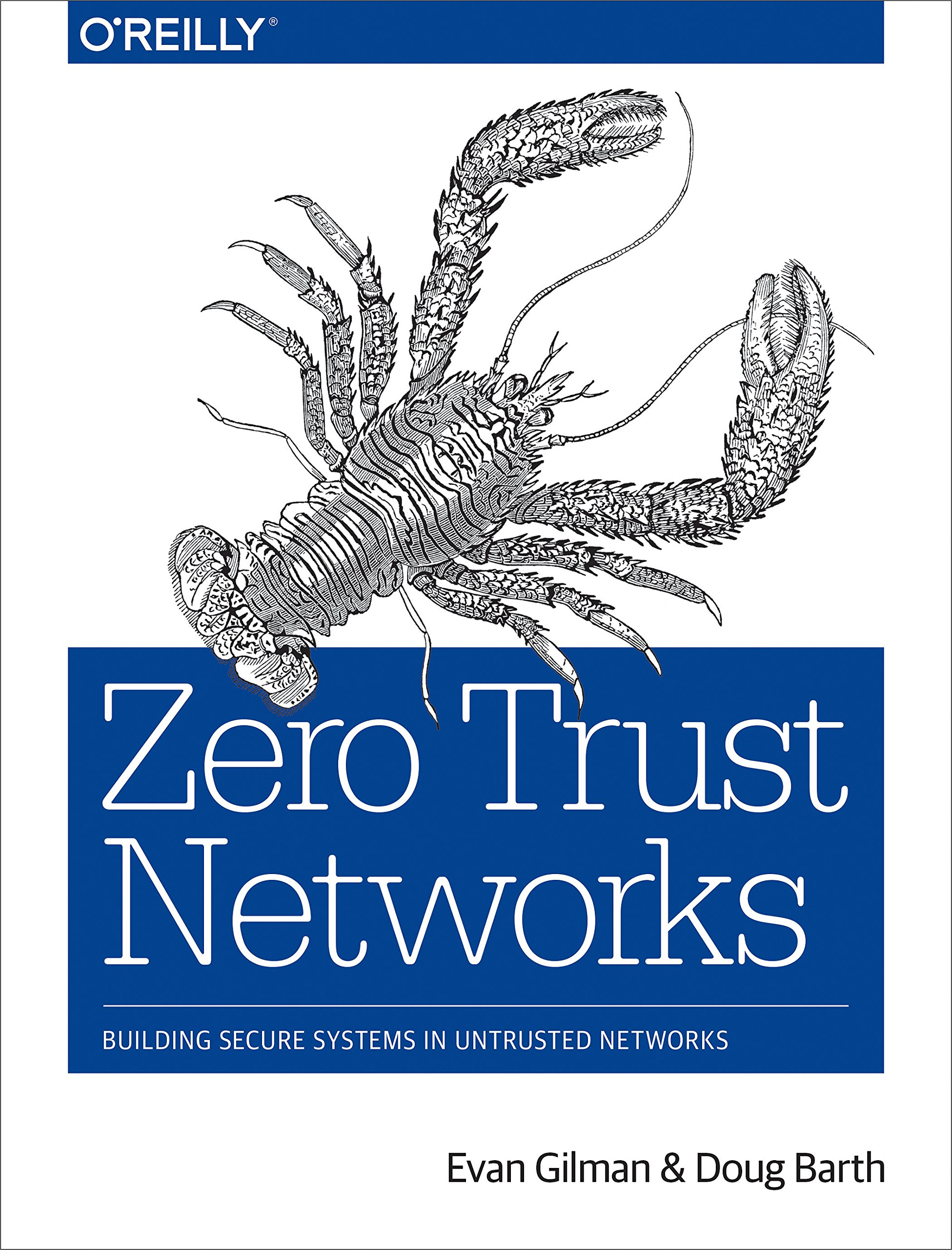 amazon zero trust networks building secure systems in untrusted