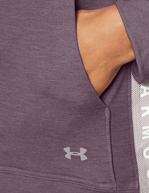 Under Armour Featherweight Fleece Fz Parte Superior del Calentamiento Mujer Pack de 1