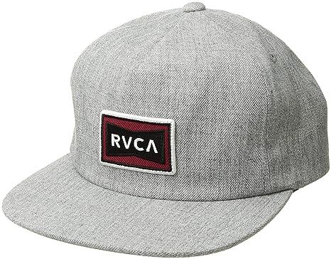 RVCA - Gorra de béisbol - Pace Cap Hombre Talla única: Amazon.es ...