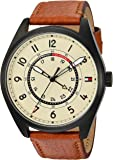 Tommy Hilfiger Leather Mens Watch 1791372
