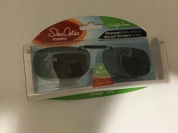 a2d891cc20555 Amazon Com Solar Optics Driving Lens 54 Rec 15 Ultralight Polarized
