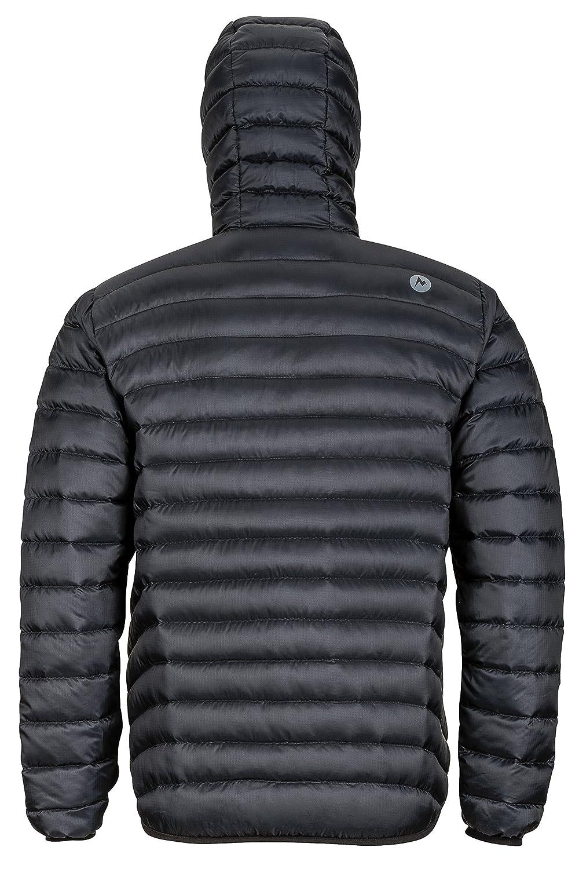Marmot Tullus Chaqueta de Plumón con Capucha, Hombre, Aislamiento térmico 600 FPD: Amazon.es: Deportes y aire libre
