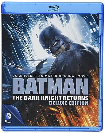 Batman: The Dark Knight Returns (Deluxe Edition) [Blu-ray]