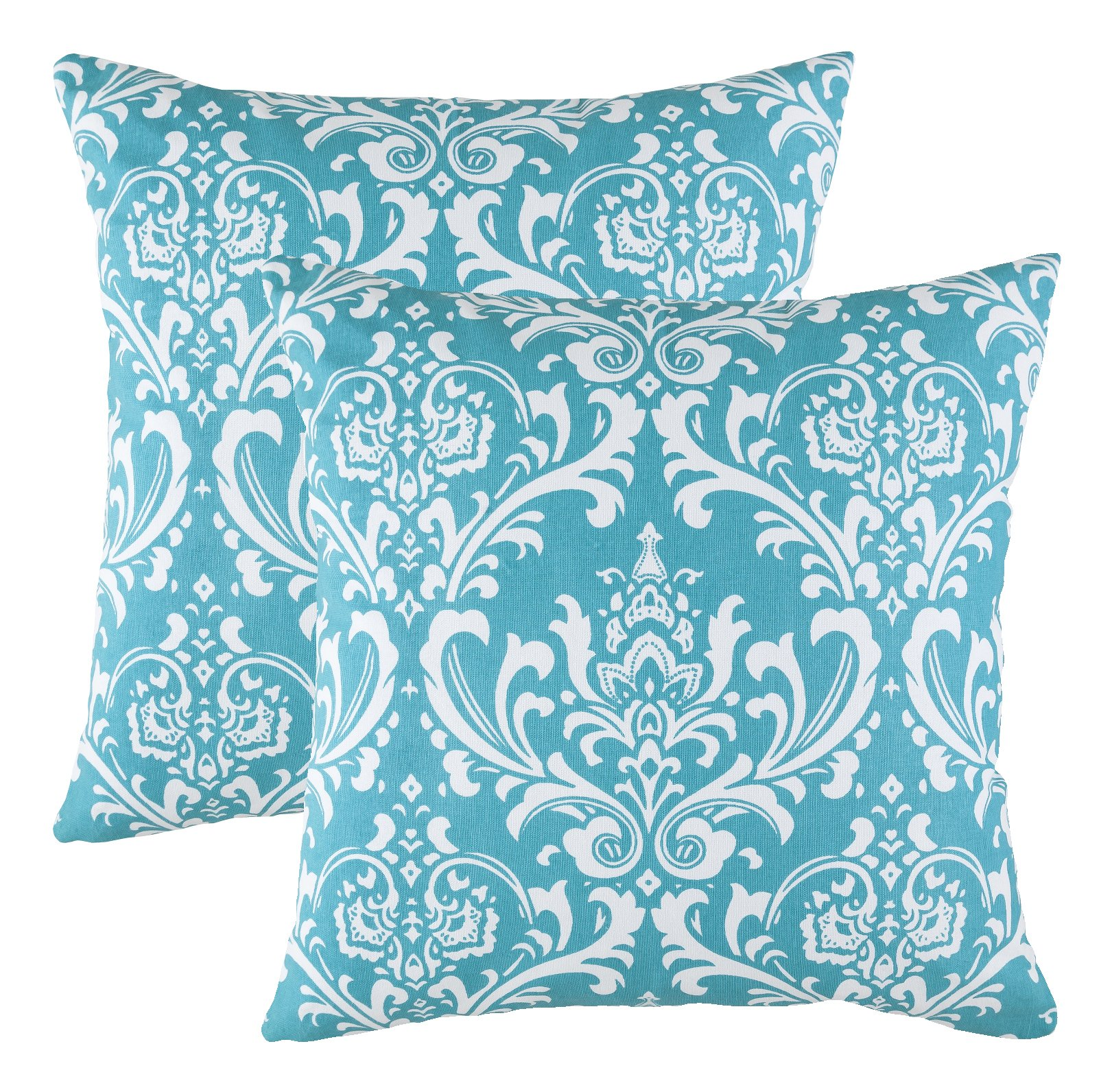 Throw Pillows Turquoise Amazon Com