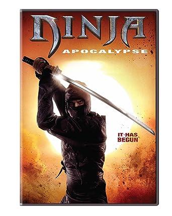 Amazon.com: NINJA APOCALYPSE: Cary Hiroyuki Tagawa, Jr Ernie ...
