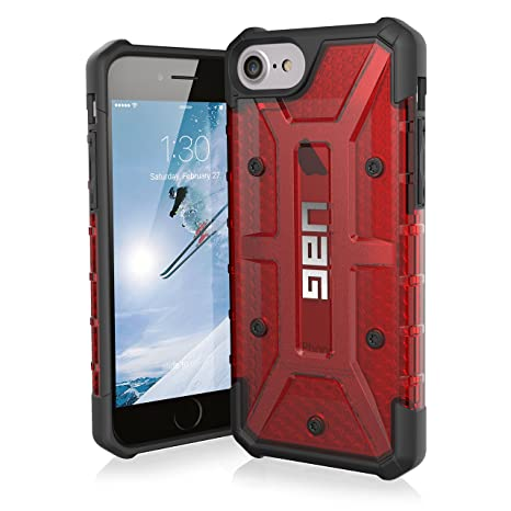 UAG iPhone 8 / iPhone 7 / iPhone 6s [4.7-inch screen] Plasma Feather-Light Rugged [MAGMA] Military Drop Tested iPhone Case