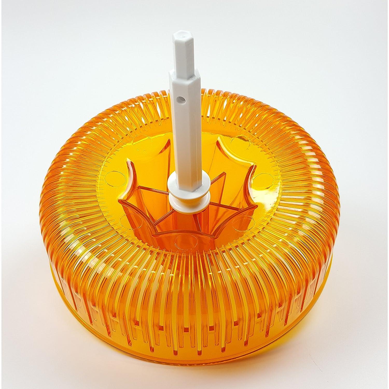 naranja Cono de presi/ón Bosch para exprimidor MUZ5ZP1,/adecuado para MUM5