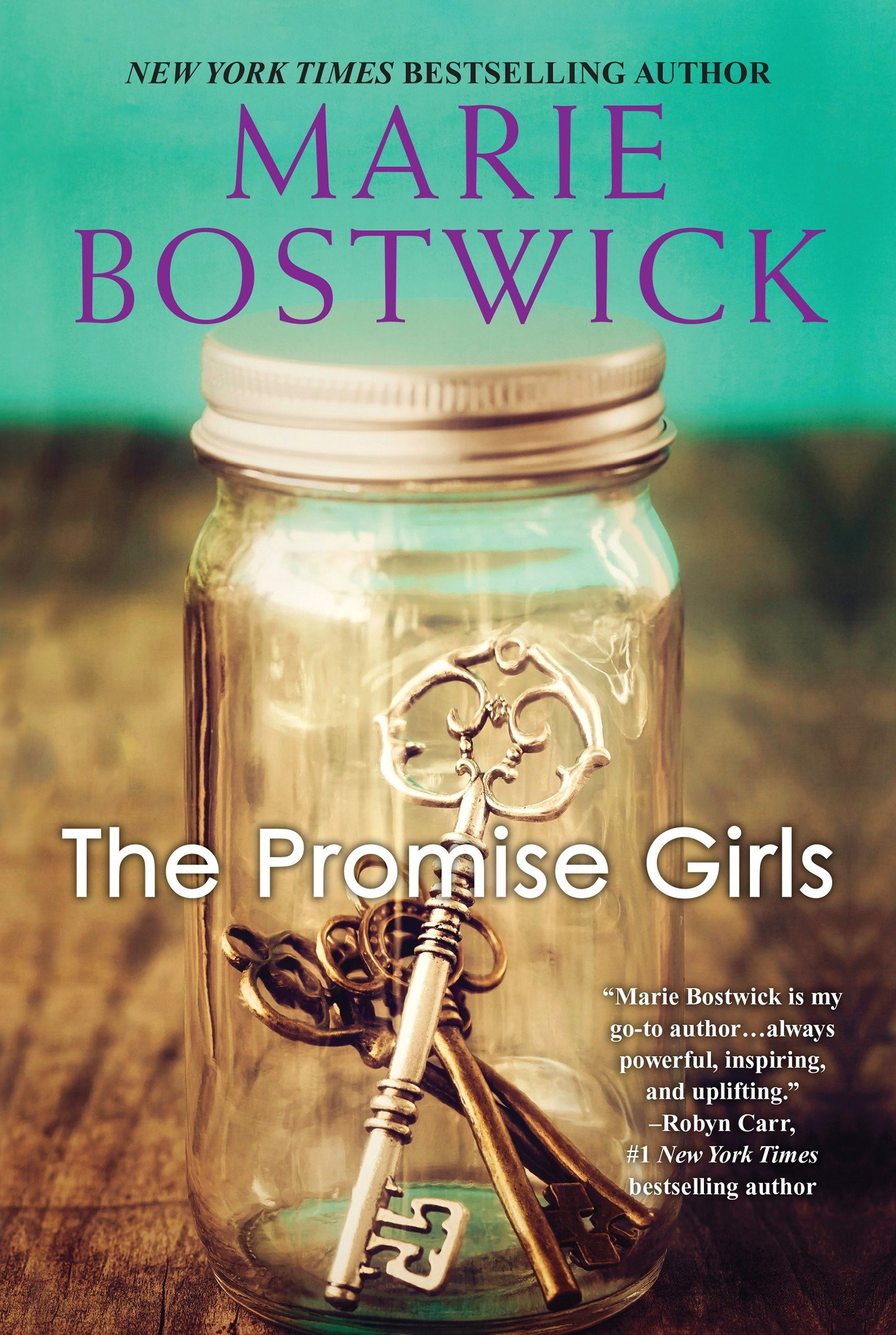 Image result for the promise girls marie bostwick