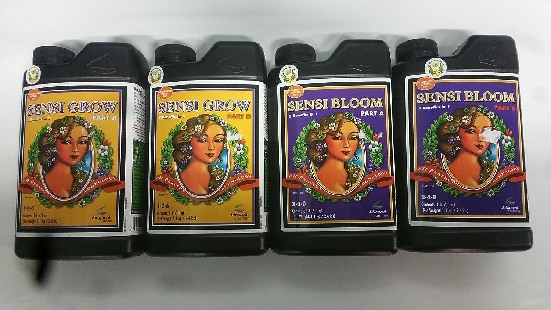 Advanced Nutrients - 1L Sensi Grow A+B & Sensi Bloom A+B