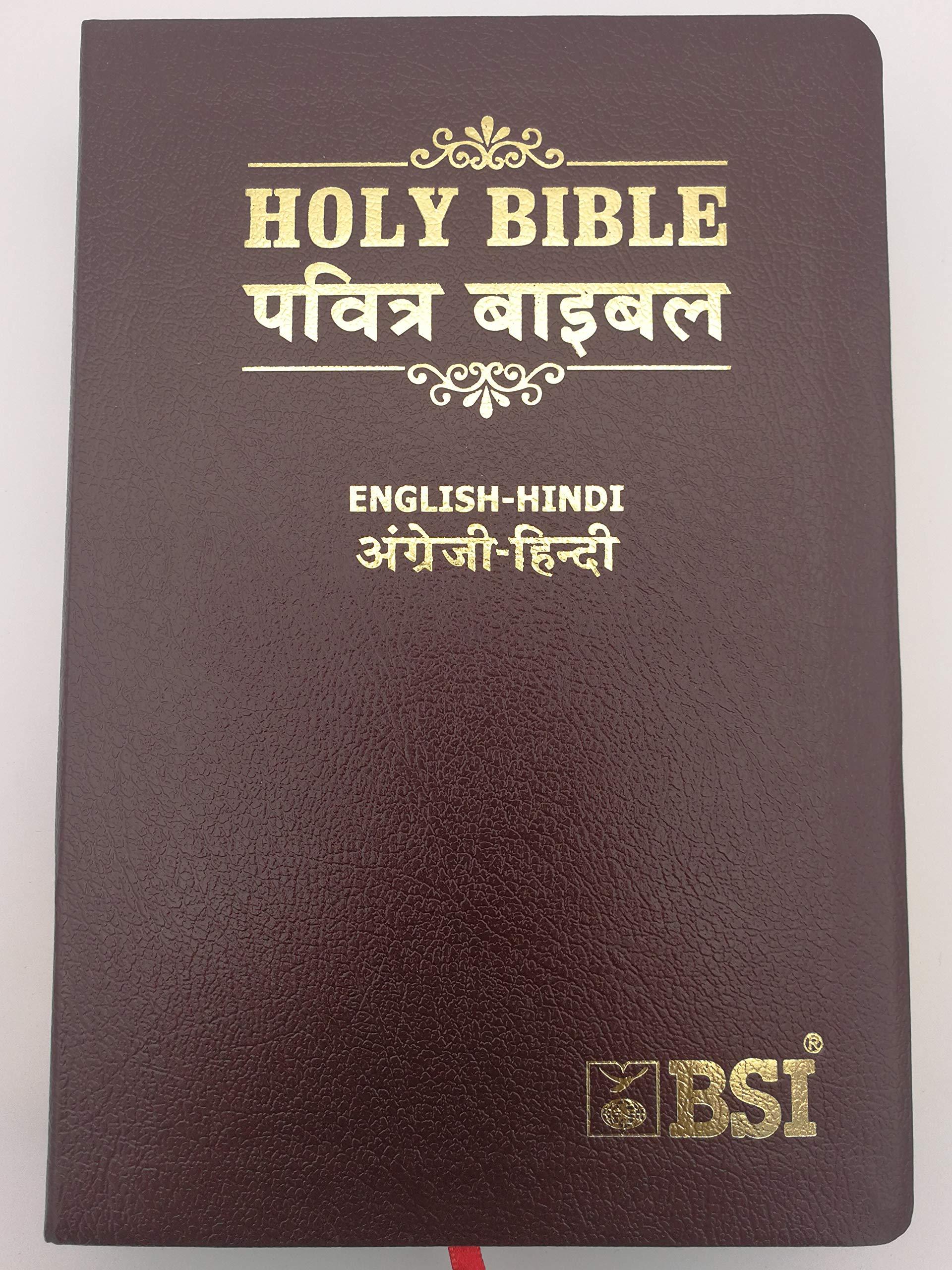bible society of india hindi bible free download