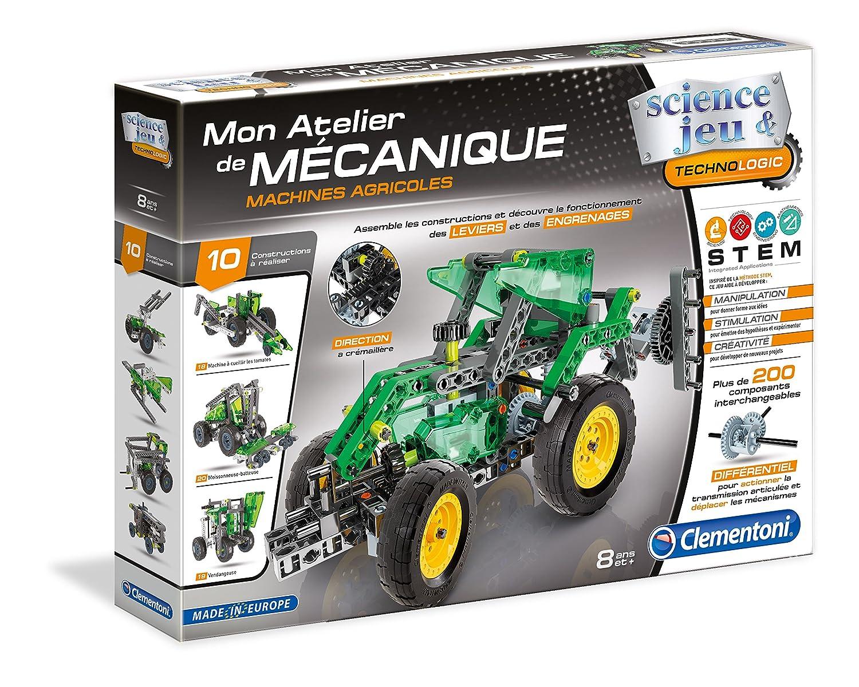 Clementoni 52224 mio officina meccanico –  Macchinari Agricoli