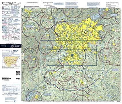 940e905625f Image Unavailable. Image not available for. Color  FAA Chart  VFR TAC  ATLANTA TATL (Current Edition)