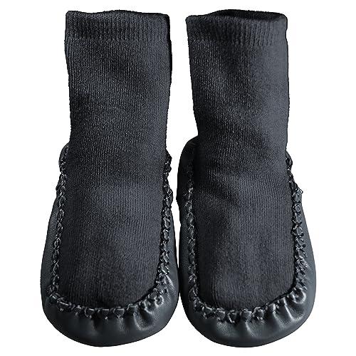 Amazon Com Non Skid Baby Slipper Socks Slippers