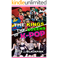 BTS and Blackpink - The Kings and the Queens of K-POP | Kpop Info Book | Idol | Bias | Biography | Tours | Fun Facts | Profiles