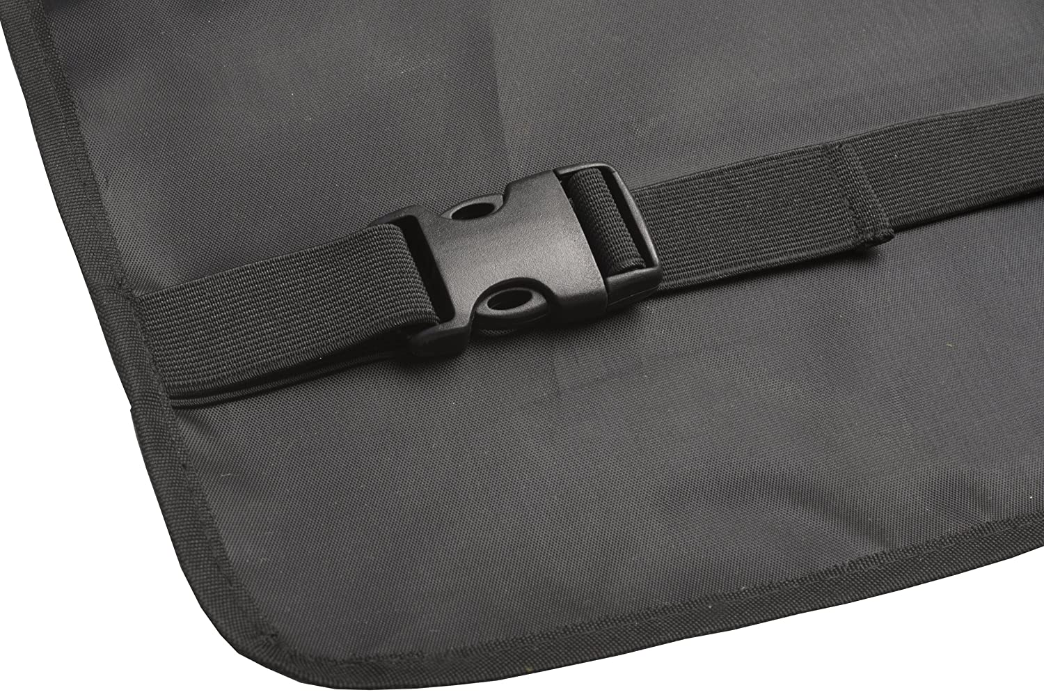 Plum Design Kick Mats Back of Car Seat Protector with Storage Pockets Pack of 2