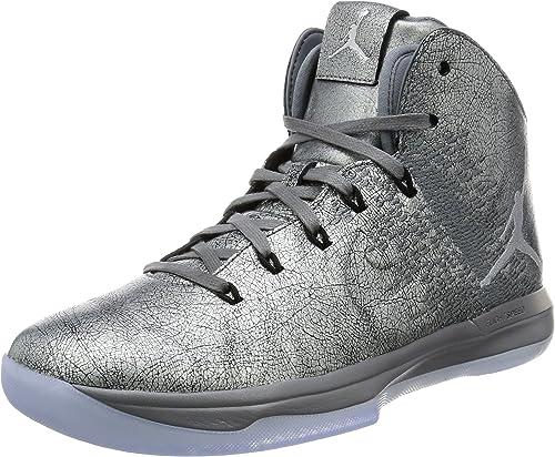 Nike Air Jordan XXXI Zapatillas de Baloncesto para Hombre, Negro ...