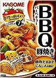 カゴメ BBQ豚焼き 100g