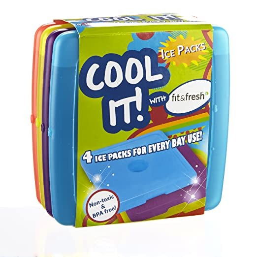 Slim Lunch Ice Packs