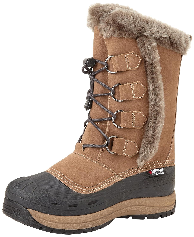 Baffin Women's Chloe Insulated Boot B00B4NTE18 7 B(M) US|Taupe