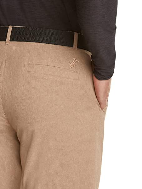 f98768a63c93f Amazon.com   Dry Fit Golf Shorts for Men - Casual Mens Shorts Moisture  Wicking - Men s Chino Shorts with Elastic Waistband   Clothing
