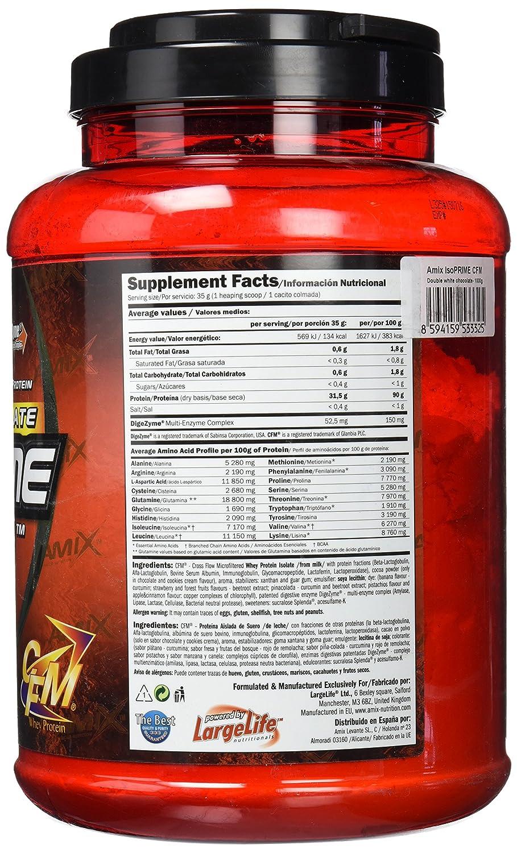 Amix Isoprime CFM Proteínas, 1000 gr