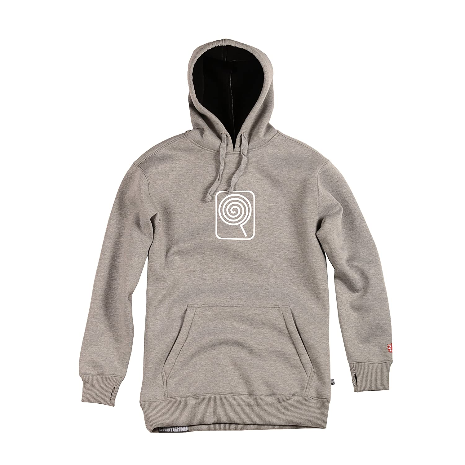 30%OFF CandyGrind Men's Logo DWR Pullover Hoodie