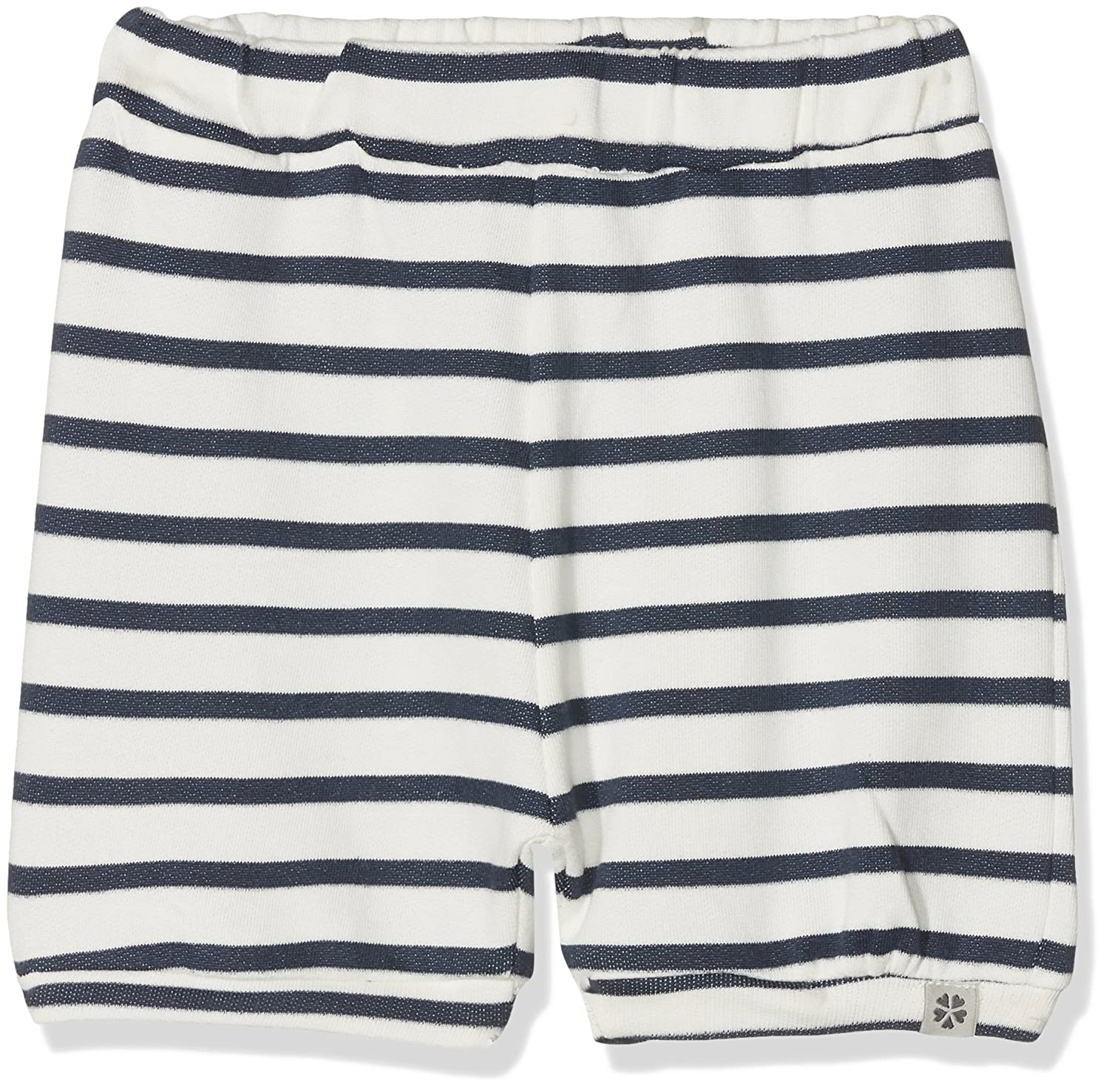 Papfar Unisex Baby Shorts Striped Sweat GOTS-Zertifiziert 716715GOTS