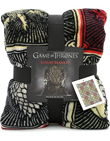 Game Of Thrones Juego de Tronos Regalos Merchandise Got Manta Super Suave Lujo Cama Manta Stark
