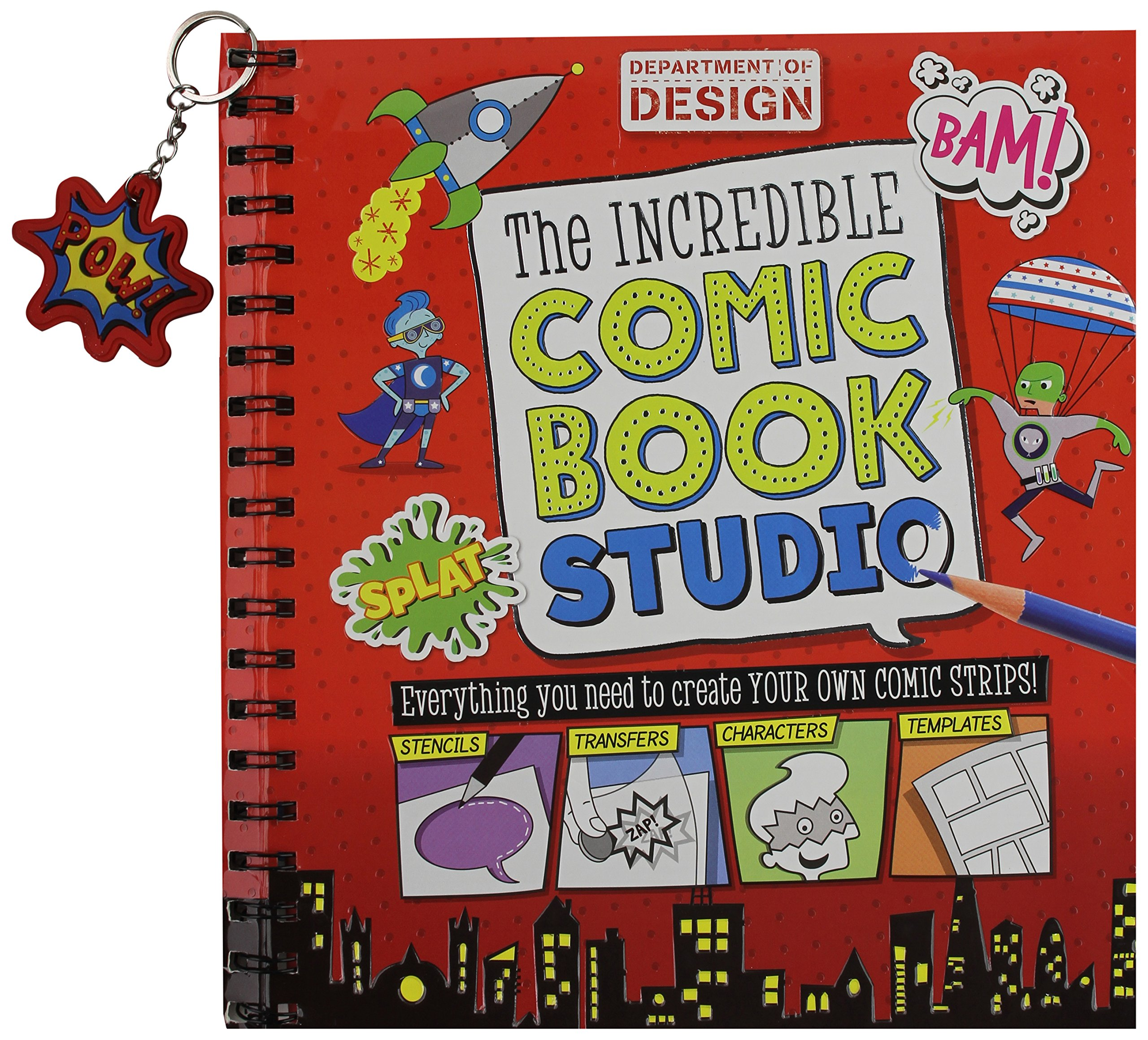 Activity Books: The Incredibleic Book Studio