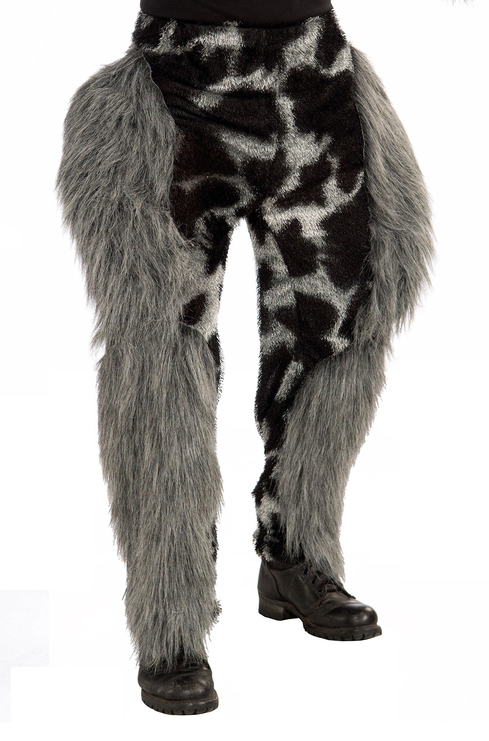 Forum Novelties Men's Unisex Adult Costume Monster Animal Pants, Multi, One Size
