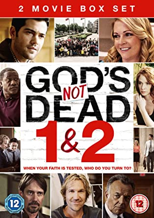 Image result for God's not dead blu ray