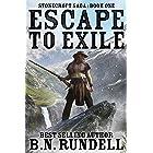 Escape to Exile: A Historical Western Novel (Stonecroft Saga Book 1)
