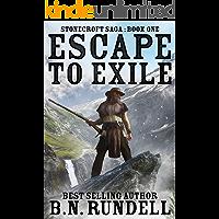 Escape to Exile (Stonecroft Saga Book 1)