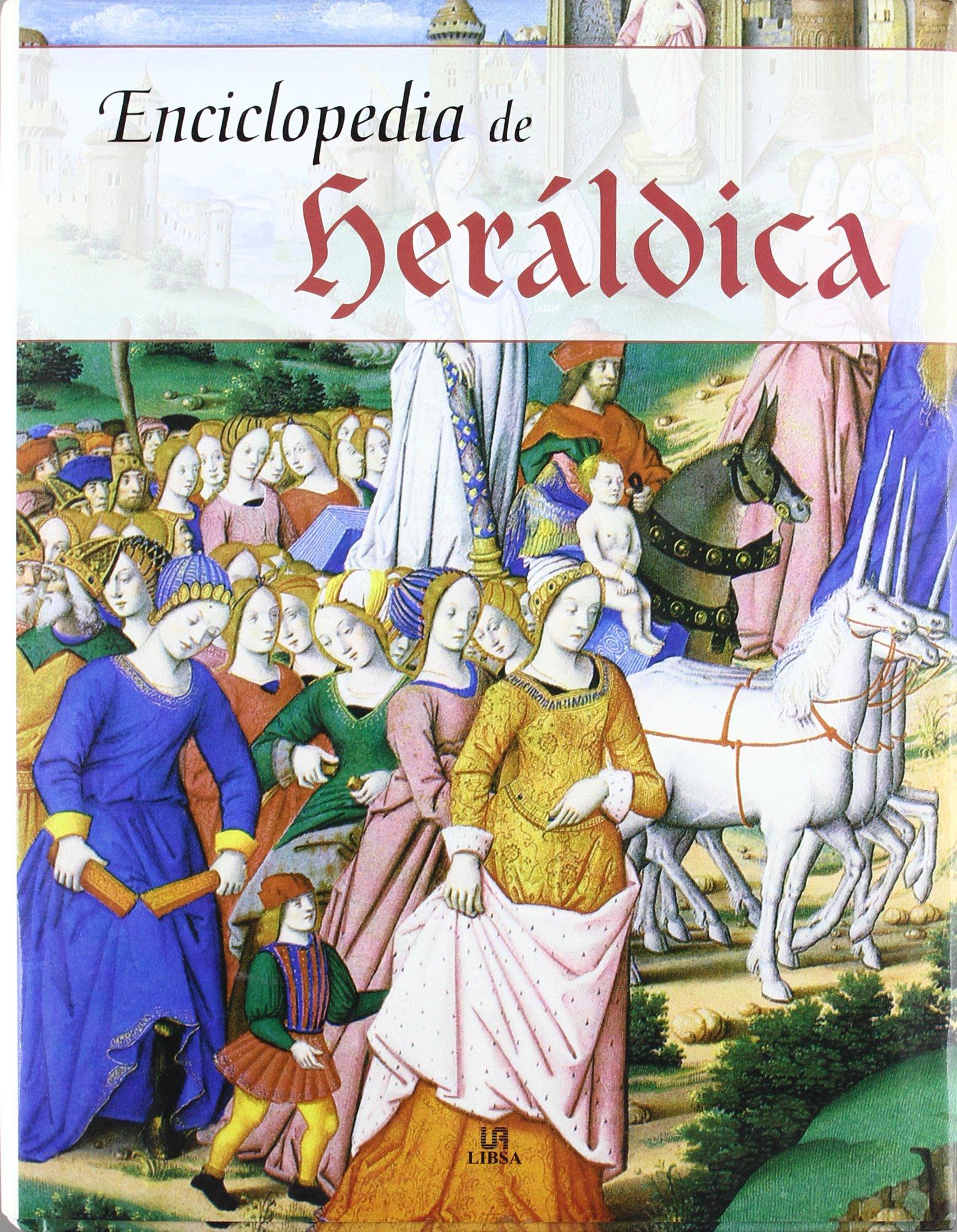 Enciclopedia de Heráldica (Cultura): Amazon.es: Grixalba, Carlos: Libros