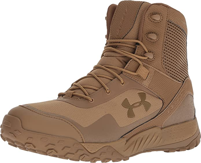 Under Armour Valsets Herrenschuhe Wanderstiefel Braun
