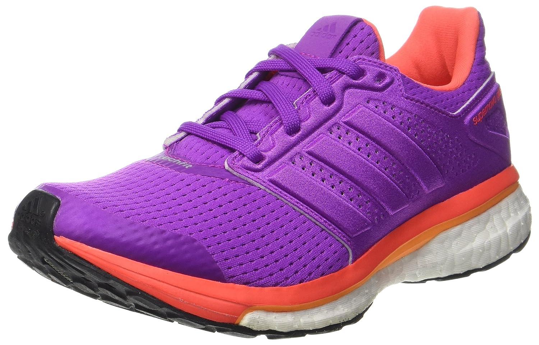 Adidas Supernova Glide 8 W, Zapatillas de Running para Mujer 39 1/3 EU|Morado (Pursho / Pursho / Rojsol)