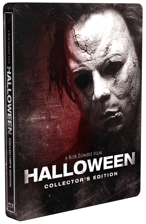 Halloween Collector's Edition Steelbook [Blu-ray]