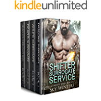 Shifter Surrogate Service : Complete Series Box Set
