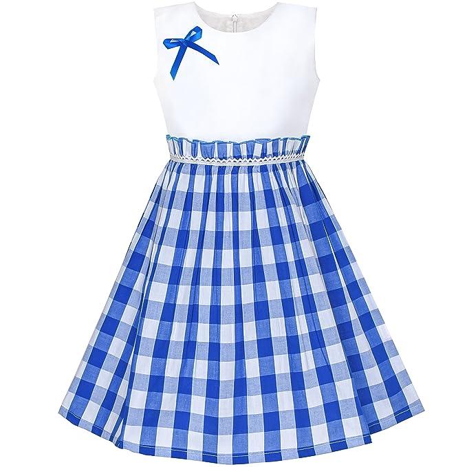 113948596b Sunny Fashion - Vestido para niñas