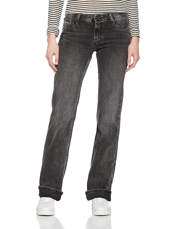 TALLA W30/L34 (Talla del fabricante: 3430). Tommy Jeans Mid Rise Boot Sandy Spbl, Vaqueros para Mujer