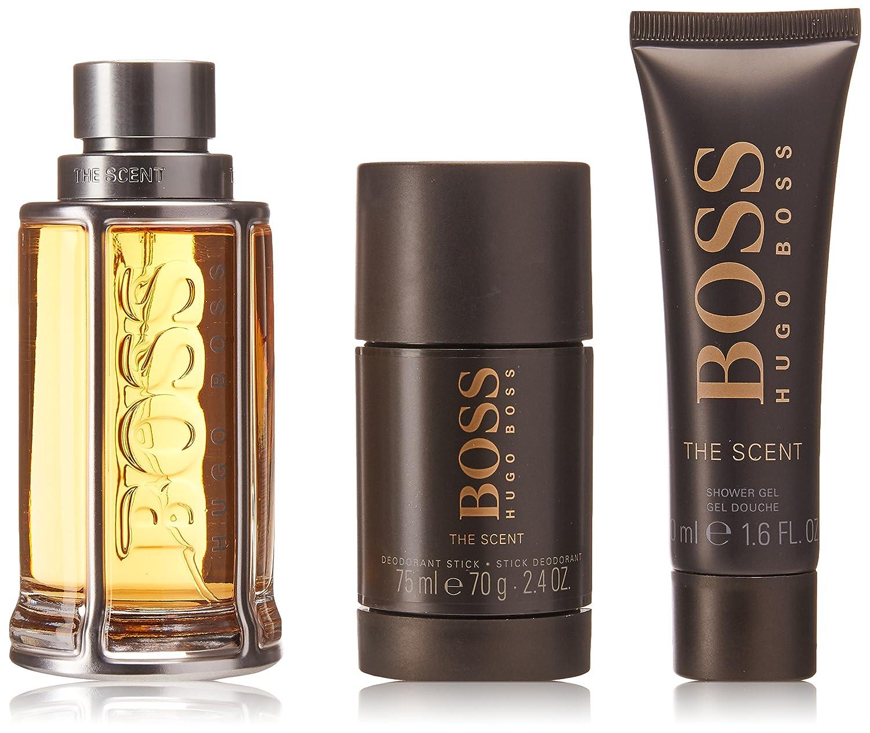 Hugo Boss The Scent, Confezione Regalo 3 Pezzi - 500 g 8005610461748