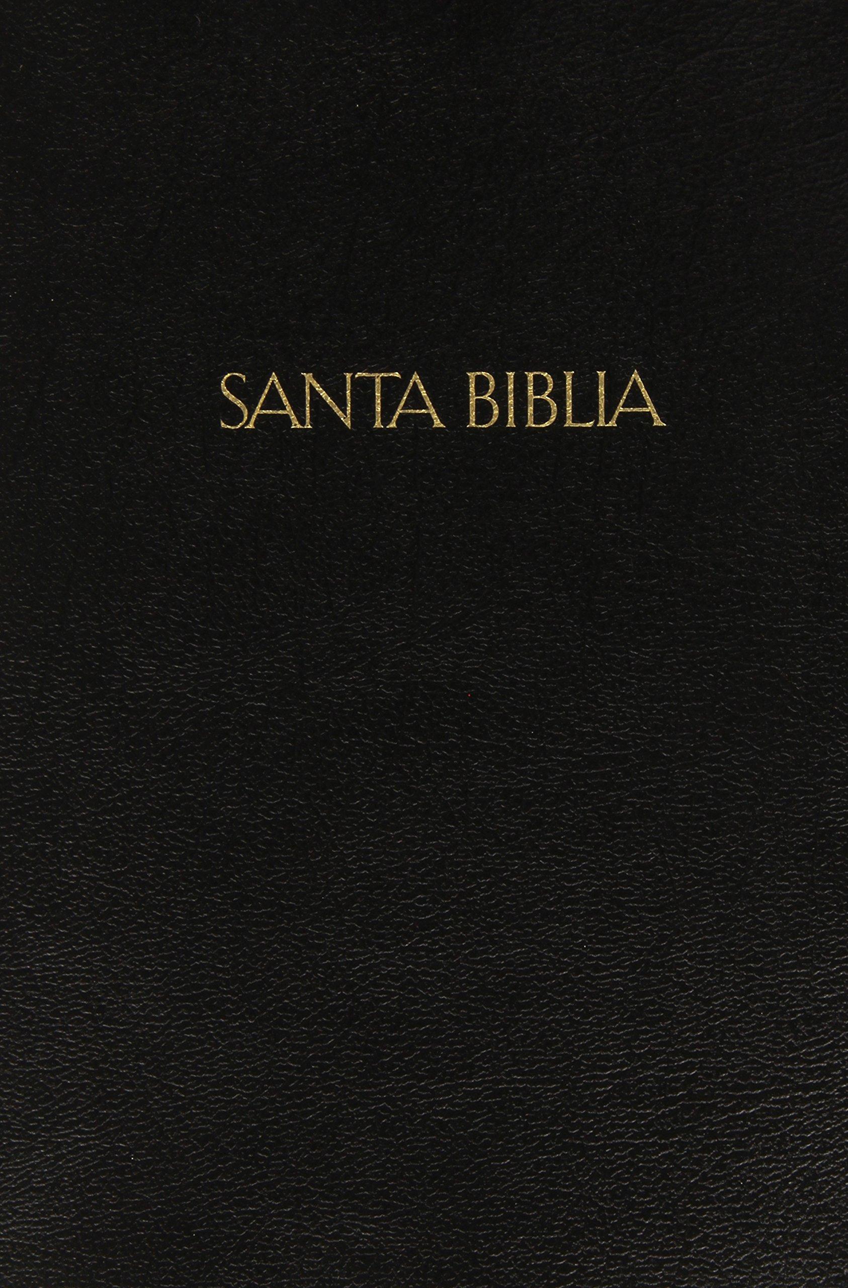 Santa Biblia  (Spanish And English) (Spanish and English Edition) by B & H Publishing Group