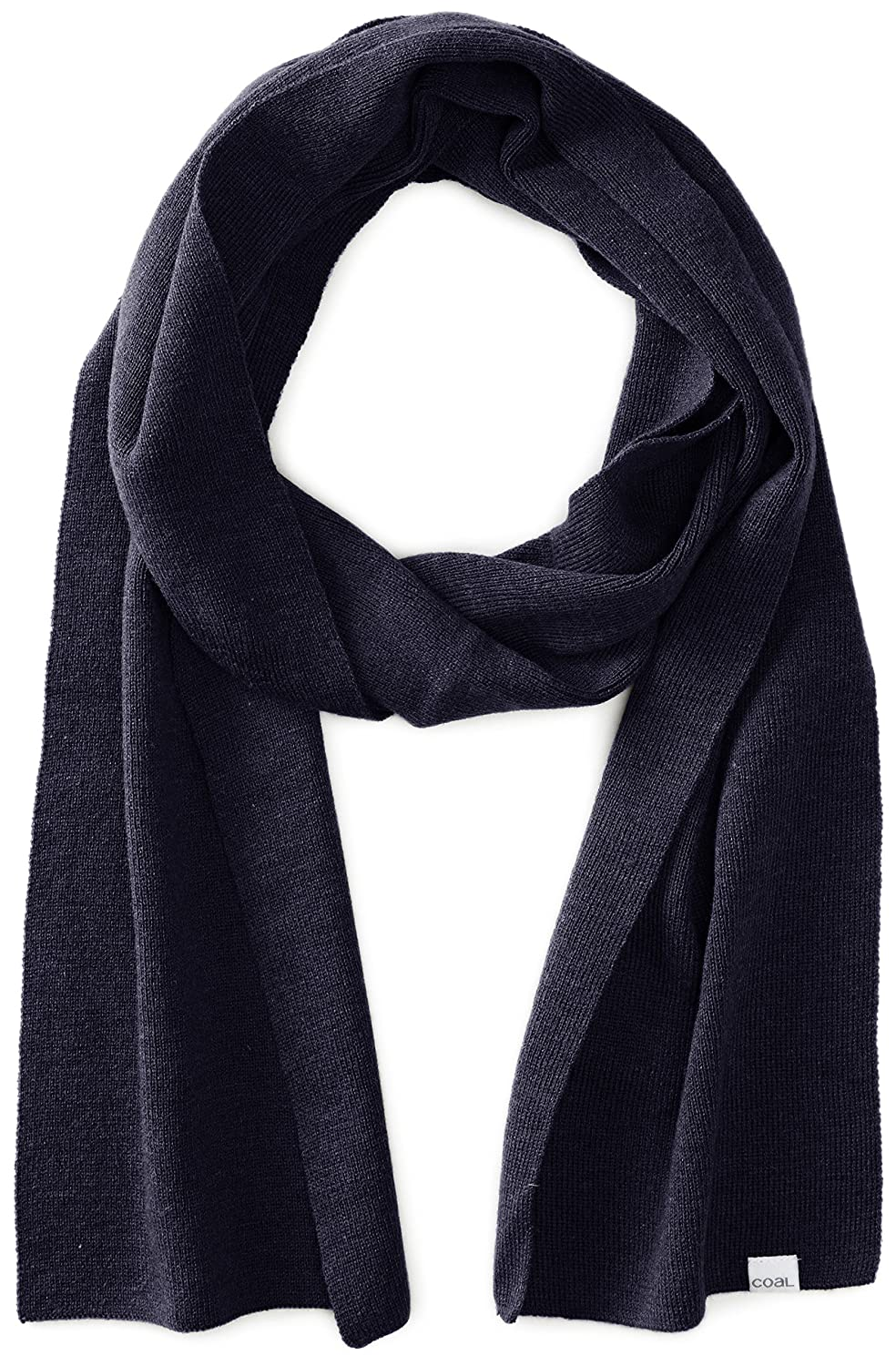 Coal Men's Jakob Fine-Gauge Knit Scarf Coal Young Men's 209002