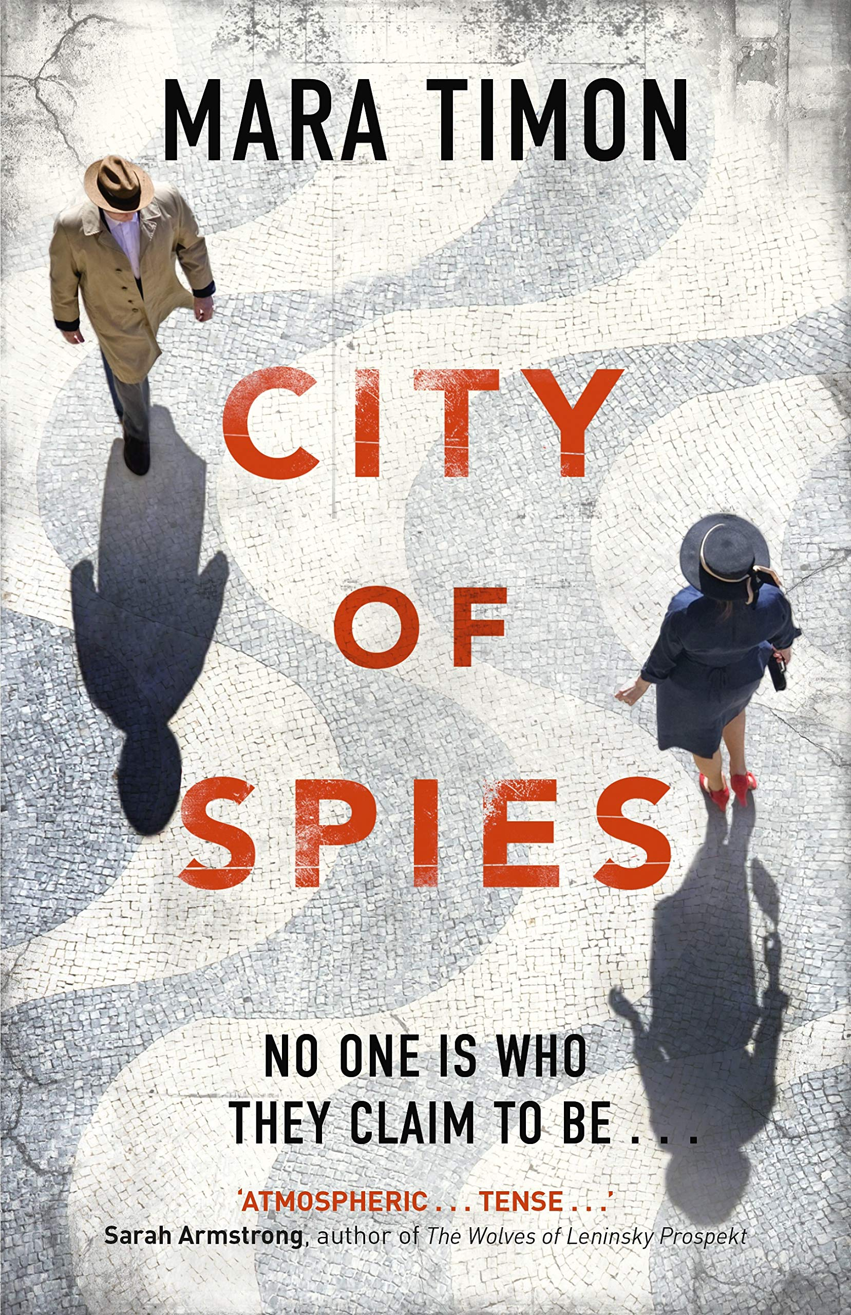 Mara Timon's City of Spies was published very recently in 2020.